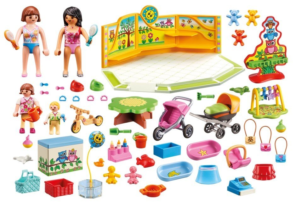 Playmobil City Life - Baby Store - Jac's Cave of Wonders